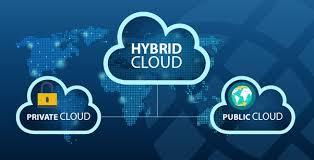 Hybrid IT infrastructure